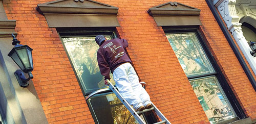 Professional Exterior Painting Contractors