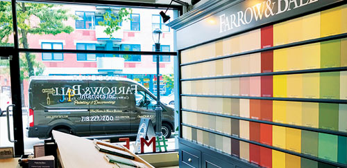 Maintenance Contracts; Painting, Washing, Brooklyn, Manhattan