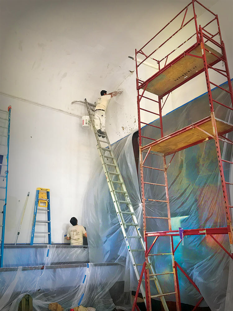 Wall, and Ceiling Repair / Painting, Brooklyn, Manhattan, Middletown NJ