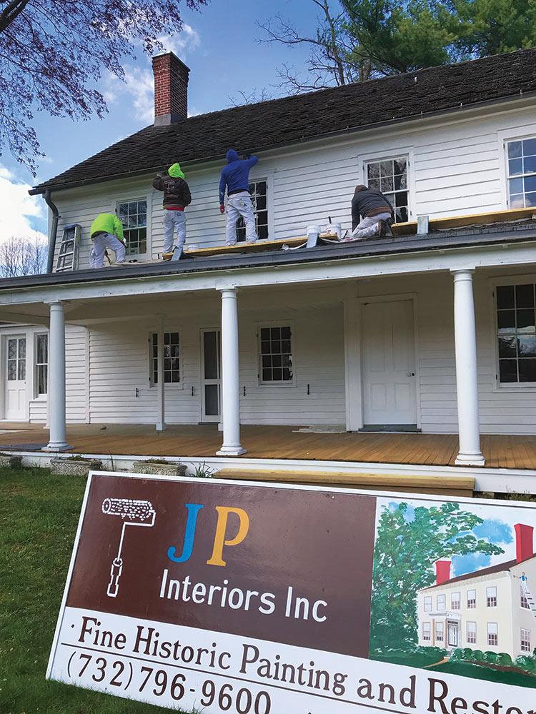 Landmarks, Historical Finishes, and Restoration